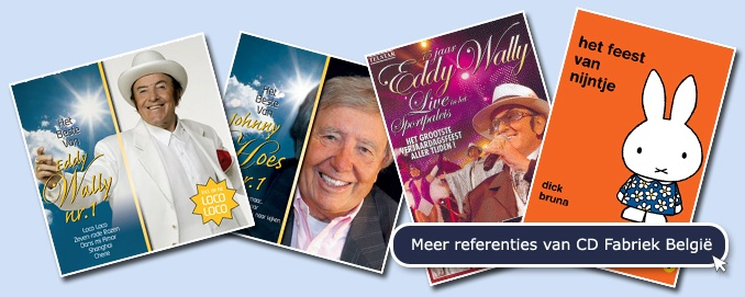 Referenties van de CD Fabriek
